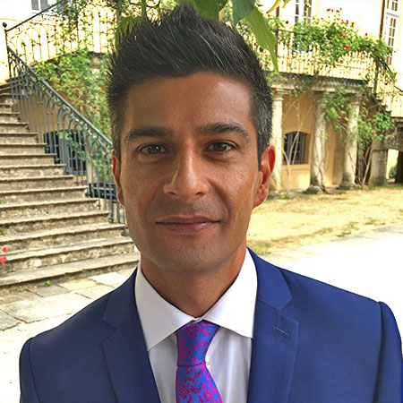 Asim Ali - Vice President of Sales